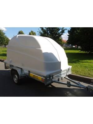 Пластиковая крышка для прицепа ЛАВ-81011С