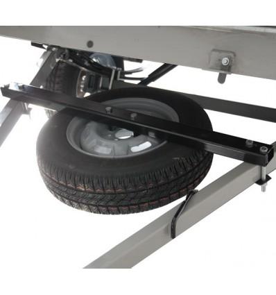 Кронштейн запасного колеса для прицепа