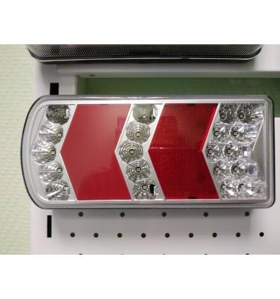 Фонарь светодиодный влагостойкий LEDWORKER TRS006L